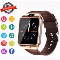 ingrosso i migliori telefoni d'orologio-Fashion Smart Watch Best Digital Phone Smartwatch per Android 2018 Nuovo Fitness Sport Wach per uomini Donne Bambini Bambini