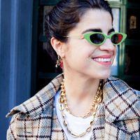 a89d2de5fee CAD  5.82 · Fashion Sunglasses For Women Cat Eye Sun Glasses Candy Colors  ...
