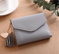 Wholesale Men Clutches - AAA High Quality wallet with gift box short Wallets Card Holders Famous Brand for Men women purse Clutch Bags0776