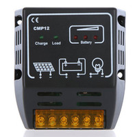 Wholesale solar charge controllers for sale - Group buy Solar system V controller solar panel module battery charging Overload Protectors