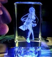 modelo japonês adultos venda por atacado-Limitado ao domínio espada deus yasina maiô tongzhi adulto versão japonesa do modelo de mão de cristal 3D