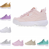 Wholesale christmas files - 2018 Original black grey yellow II 2  Women men FILE special section sports sneaker running shoes increased shoes 36-44
