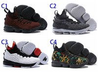 Wholesale Indoor Leather Basketballs - Men's Basketball Shoes Like James15th Fashion Fish Scale Design High Quality Indoor and Outdoor Hi-Top Sneakers