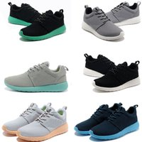 Wholesale nude colour shoes - 20 Colours Classical Run Running Shoes men women black low boots Lightweight Breathable London Olympic Sports Sneakers Trainers size 36-46