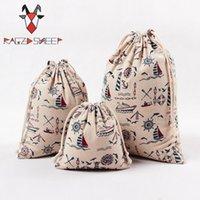 ingrosso carrello di shopping di moda-Sacchetto di riutilizzabile Eco Grab Shopping Bag