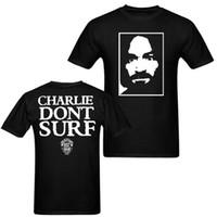d5b4b31f01 Charlie Don t Surf Axl Rose 90s Vintage T-Shirt Men and Women Tee Big Size  S-XXXL