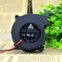 Wholesale 12v blower fan computer online - New original BFB0712LD V A CM cm Projector Blower Turbofan