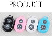 ingrosso stick selfie per nota-Nuovo dispositivo di controllo della fotocamera wireless universale Bluetooth Remote Self-Timer Cellulari Tablet per Samsung Galaxy S4 S5 Note 3 Smartphones