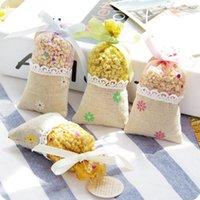 Wholesale Lavender Sachets Wholesale - Dried Flowers Dried Fruit Lavender Sachets Bag Clothing Kitchen Cabinet Clothes Scented Sachets Flavor Bags