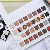 Wholesale limited edition palettes resale online - Lorac Mega Pro Eyeshadow Palette colors Limited Edition Shimmer Matte Eye Shadow Palette DHL shipping
