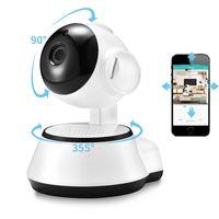 ingrosso sicurezza della telecamera-BESDER Home Security Telecamera IP Wireless Smart WiFi Telecamera WI-FI Audio Record Sorveglianza Baby Monitor HD Mini CCTV Camera iCSee