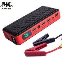 ingrosso avviatore di emergenza-JKCOVER 26000mAh Best Car Vai Starter portatile ad alta potenza Caricatore da auto multi-funzione Start Jumper EMERGENZA Baery