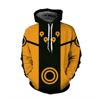 Wholesale naruto jacket for sale - Naruto Hoodies Anime Ootutuki Hagoromo Rikudo Sennin Sweatshirt Rikudo Naruto Jacket Winter Men New Zipper Hoodies