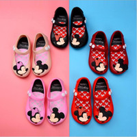 Wholesale pvc jelly sandals kids for sale - 2017 New Baby Mini SED Baby Jelly Shoes Crystal Mini Melissa Shoes Kids Rain Boots Girl Fashion Sandals