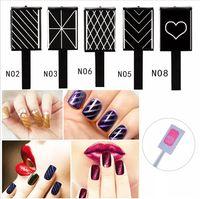 gel nails para venda venda por atacado-Atacado New Hot Sale Nail Art Ferramenta para DIY Magia 3D Magnetic Polonês Gatos Olhos Frete Grátis