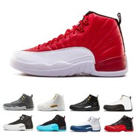 Wholesale shoes brands wings - 2018 New 12 XII Wings CNY play basketball Mens Designer Sports Running Shoes for Men Trainers Women Luxury Brand Sneakers