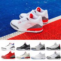 nefes alabilen açık basketbol ayakkabısı toptan satış-2018 Ucuz Basketbol Ayakkabı III Erkek JTH NRG Justin Timberlake Nefes Açık Spor Ayakkabı Eğitmen Atletik Sneaker ABD 8-13 Ücretsiz nakliye