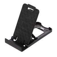 verstellbare ständer großhandel-Zlcdez Universal Handyhalter Ständer Für iPhone 8 X Handys Tablet PC Klappwelle Einstellbar Tischhalter Telefon Unterstützung
