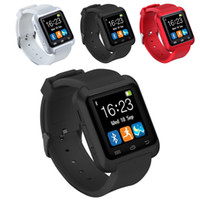 Wholesale cell phones for kids for sale - U8 Smart Watch Smartwatch Wrist Watches For Apple Samsung IOS Android Cell Phone can record the sleep state Smart Watch