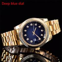 mann quarz armbanduhr groihandel-2018 Großhandelsquarz-Mann passt Einzelverkauf relogio masculino Mannuhren auf Luxuxhandgelenkart und weise Master männliche Uhren mit faltender Schließe auf