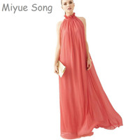 Wholesale maternity clothes for sale - 2018 New summer Maternity Dresses long Chiffon Bohemian Dress Clothes For Pregnant Women Maternidade Pregnancy Clothing