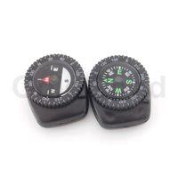 ingrosso bussola può-piccolo all'aperto portatile Bussola rimovibile Può essere utilizzato per l'orologio Fornire indicazioni Palmare di alta qualità Precisa e chiara scala 1 6cy W