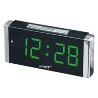 1.8 sata toptan satış-2017 24 Saat Otel Lobisi çalar saat. AC güç ab fişi ile 1.8 inç büyük sayı masa saati Büyük ekran masaüstü zamanlayıcı.