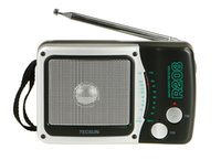 Wholesale am fm radio resale online - TECSUN R Small sized Desktop FM AM Band Portable Durable Radio R208 Radio Receiver High Sensitivity VS Degen