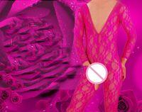 Wholesale lace open bodysuit - Lace underwear lovers piecemeal clothing open file hollow piece underwear sexy V back lace bodysuit men corset for men