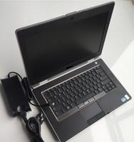 diagnóstico de la computadora de nissan al por mayor-Para el portátil i5 4g d-ell e6420 con batería de segunda mano, computadora de diagnóstico para mb star c4 c5 para bmw icom sin disco duro