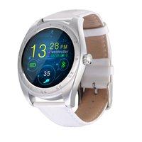 mobiltelefone bewertet großhandel-K89 Smart Watch mit Herzfrequenz für iPhone Smart Armband LCD 1.5inch Display mit SIM-Karte Intelligentes Handy für Smartphone