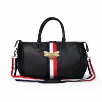 Wholesale large shoulder bags for men for sale - Group buy GYKZ Luxury Design Large Capacity Travel Duffle Bag For Women Men Portable Sport Gym Bag Waterproof Fitness Shoulder HY115