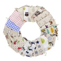 Wholesale craft supply bag - 16 Styles 10*14cm Liner Jewelry Pouch Storage Bag Travel Gadgets Closet Organizer Kitchen Accessories Home Decor Craft Supplies