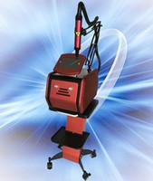 q geschaltet yag laser verkauf großhandel-Schlussverkauf!!! Professioneller tragbarer Picosekunden-Laser fda Q Switched Nd Yag Laser-Tätowierungsentfernungs-Hautverjüngungsmaschine