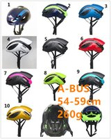 Wholesale road cycling pink for sale - Group buy 2019 Total Colors available for selection ABUSES movistar GAMECHANGER for mtb road cycling bicycle Ultralight helmet safe OEM design