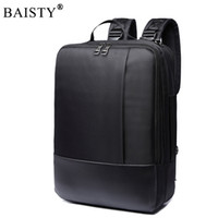Wholesale business laptop backpacks for men - 2017 Classic Business Backpack Large Capacity Multifunctional Oxford Computer Bags for 16 inch Laptop Casual Travel bag Day pack