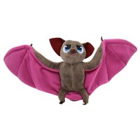 Wholesale vampire bats - Hot Sale Creative Toys Spirit Hostel Lovely Artificial Animal Vampire Bat Soft Plush Doll Gift For Children 14tj W