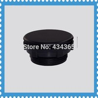 Wholesale Hole Plastic Buttons - Black 30mm Mount Hole panel plugs cap plastic for push button switch