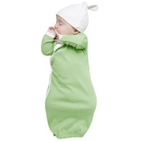 Wholesale Grow Cotton - Infant Baby Cotton Cattle Envelope Baby Blanket Sleeping Bag For Newborn Wrap Sleepsack Cartoon Blanket Swaddling grow