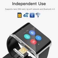 Wholesale gps watch dhl free online - DM2018 inch GPS Sports G Watch Smart Band Bluetooth Heart Rate Monitor Pedometer For Android Wr istwatch free DHL