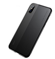 Wholesale ten phones - BASEUS Smartphone Case for iPhone X PC + TPU Hybrid Cover for Apple iPhone X   Ten 5.8 inch Phone Shell