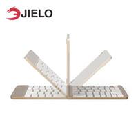 ingrosso notebook apple computer-Tastiera wireless Bluetooth 3.0 JIELO per Apple ios smart Tablet PC per tastiera iPad per telefono Notebook Computer desktop