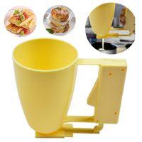ingrosso polpette-Maniglia Cake Making Helper Cup Pastella Dispenser Meatball Mold Maker Dispositivo di cottura della carne Strumenti di cottura CNY645