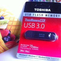 Wholesale 32gb Usb Flash Memory Drives - TOSHIBA USB Flash Drive USB 3.0 Pen Drive 64GB 32GB 16GB Pendrive Memory USB Stick Memoria Flash Disk Pendrives