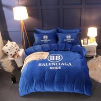 gri yatak takımları toptan satış-Gri ipek yatak setleri pembe saten keten tencel ipek gri yatak nevresim çarşaf 3 adet ikiz 4 adet kral kraliçe yatak seti 5155