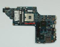 mini dizüstü için anakartlar toptan satış-HP Pavilion DV7-7008TX DV7-7070CA DV7-7073CA için 682016-001 HM77 630 M / 2G Laptop Anakart Anakart Test
