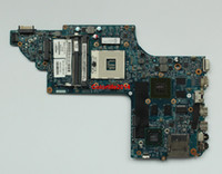 placas-mãe hp para laptops venda por atacado-Para HP Pavilion DV7-7008TX DV7-7070CA DV7-7073CA 682016-001 HM77 630 M / 2G Laptop Motherboard Placa Principal Testado