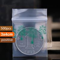 Wholesale plastic sack bags - 500pcs More size Cartoon self-sealing bag transparent plastic seal packaging jewelry dust sack mini self-sealing packet