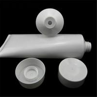 косметические лосьоны оптовых-New 2017 arrival 1pc Empty Tubes Cosmetic Cream Travel Lotion Containers Plastic Bottle 120ML Hot Sale