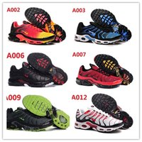 Wholesale Pa Lighting - wholesale 2016 Men Requin Pas Cher Fashion air Tn running Shoes Sales TOP Quality Cheap France Basket Tn Requin Chaussures Size 40-46